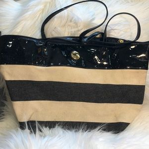 Tommy Hilfiger Canvas Beach Tote